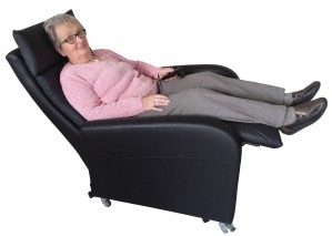 Antidekubitus Sessel Relaxposition